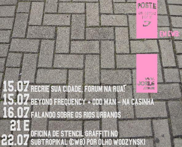 cwb-recriesuacidade-BeyondFrequency-OddMan-Casinha-Falandosobreosriosurbanos-Guairaca-Ecocity2017-Oficina-stencil-graffiti-OlhoWodzynski-Subtropikal-PracaCiclista