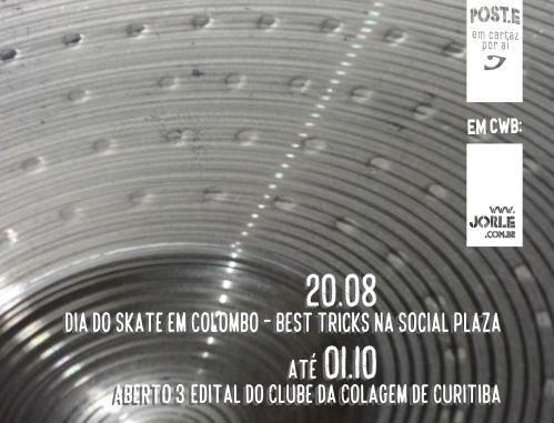 Poste-cwb-clubedacolagem-colagem-edital-colagemcomvideo-videocolagem-video-skate-skateboarding @besttrick-colombo-AssociacaoSkatistasColombo-SocialPlaza-Guaraituba-DiadoSkateemColombo