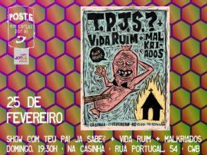 img_teupaijasabe_vidaruim_casinha_cartaz_gravura_chicofelix_hardcore_punkrock_curitiba