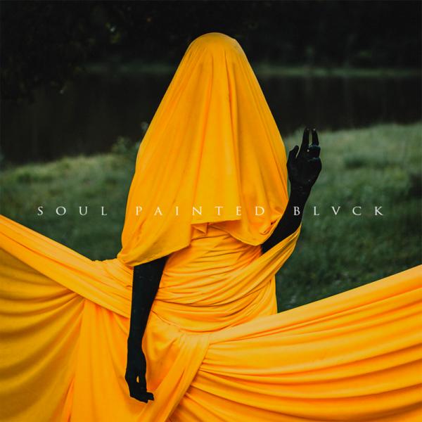 Capa do Álbum Soul Painted Blvck - Murder Me Slowly